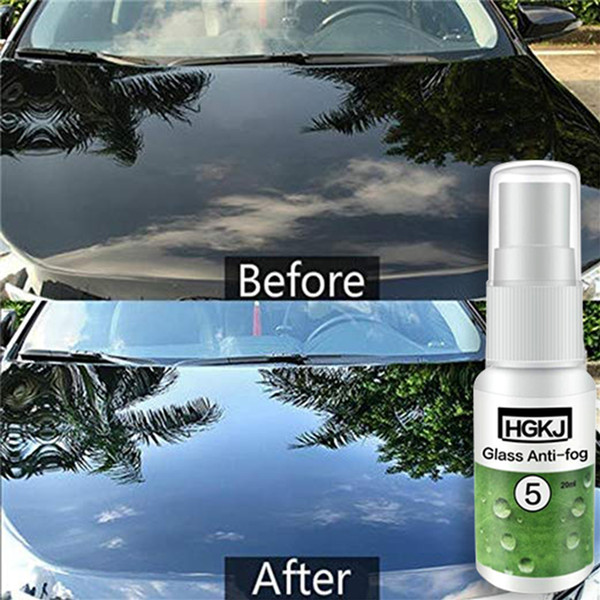 20/50ml Waterproof Anti-fog Agent Glass Hydrophobic nano Coating spray For Car Windscreen Glass Mobile Screen Hydrophobic