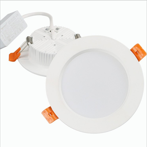 SXI Ultrathin 3W 5W 7W 9W 12W 15W 18W 24W LED Panel Lights SMD2835 Downlight AC110-240V Fixture Ceiling Down Light Warm/Cool/Natural White