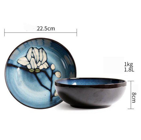 Ciotola di zuppa da 9 pollici