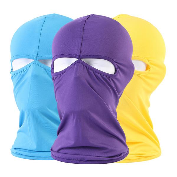Unisex Ski Full Face Mask Motorcycle Cycling Bike Bandana Hiking Skateboard Balaclava Mask For Men Women