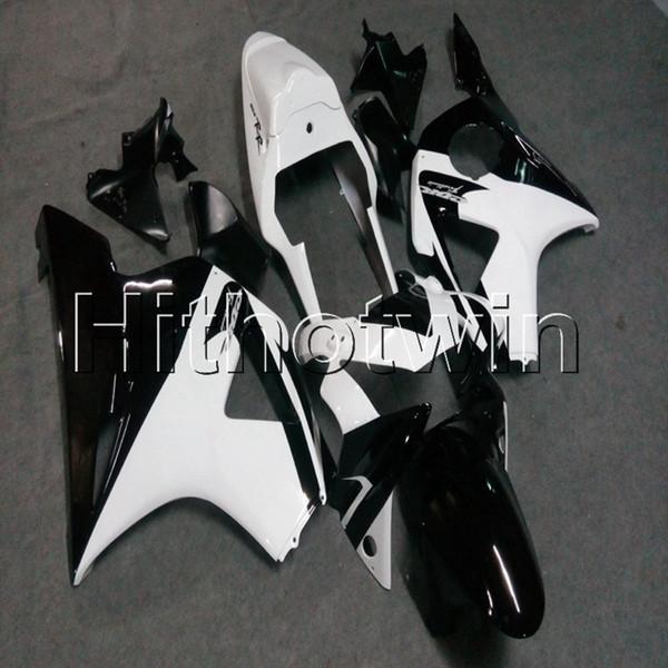 23colors + Schrauben weiß schwarz Motorradhaube für HONDA 02 03 CBR954RR 2002-2003 ABS Motorrad Verkleidung Rumpf