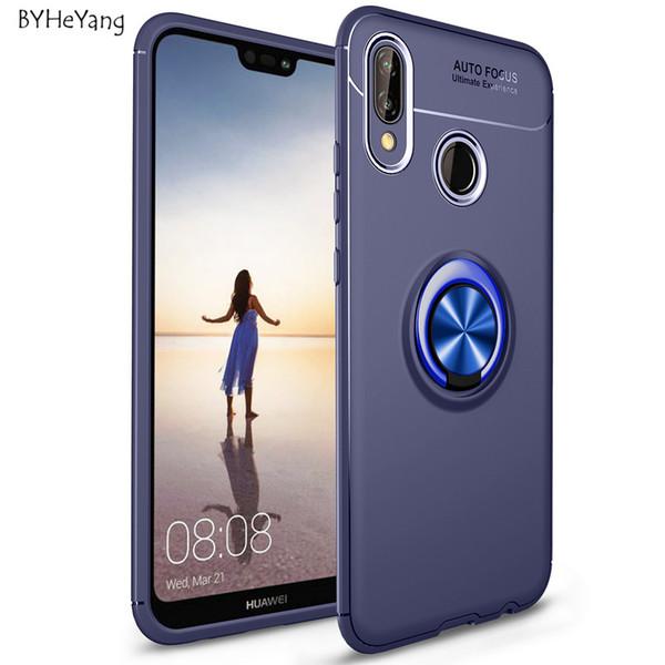 BYHeYang Ring Holder Phone Case