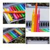 Face Painting Pencil 16 Colors Christmas Body Drawing Coloring Pen For Dance Party Make-up Educational Toys