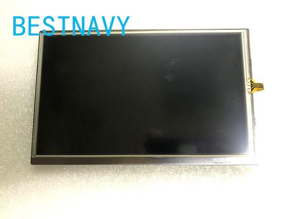 """top popular New Original Car Navigation 8.0"""" inch LCD Display Screen LA080WV2(TD)(01) LA080WV2-TD01 LA080WVV-TD02 Touch screen Panel For Car Auto Parts 2021"""