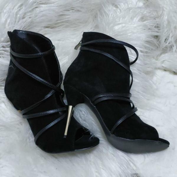 Großhandel 2019 Low Price Classy Stiletto High Heels Toe Designer Pumps Schwarz Kleid Schuhe Knoten 10 CM Party Schuhe Lila Von Manyiyongxing, $1.26