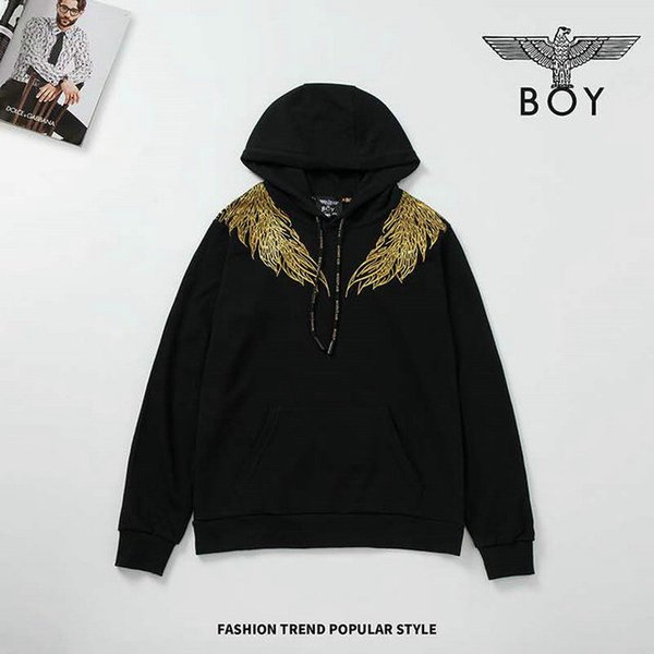 20ss/boy fashion men sweater italy luxury brand casual sweater selling loose comfortable  vintage classic couple custom made washed