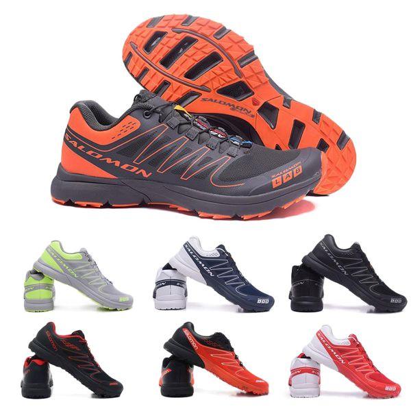 Männer S-LAB SENSE M Männliche Schuhe Outdoor Jogging Turnschuhe Mann Schnüren Sportschuhe Hochwertige Fechtschuhe