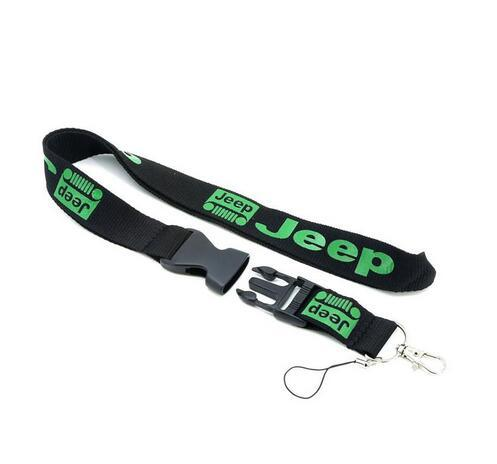 10PCS Cell Phone 3Style Car/Auto LOGO Lanyard Key Chain Necklace String E-Cigarette Neck Strap Work ID card lanyard For iPhone Samsung Hot