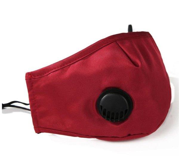 Máscara roja (sin filtro)