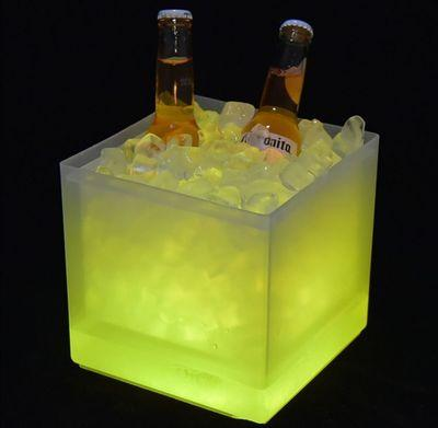 colore giallo led