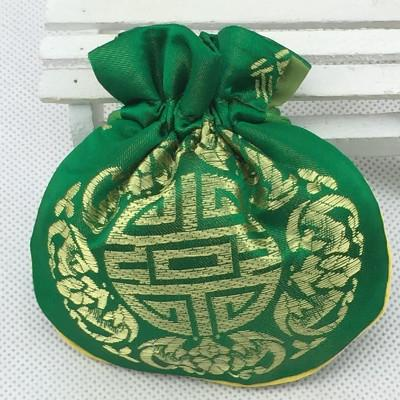 green 10 x 10 cm
