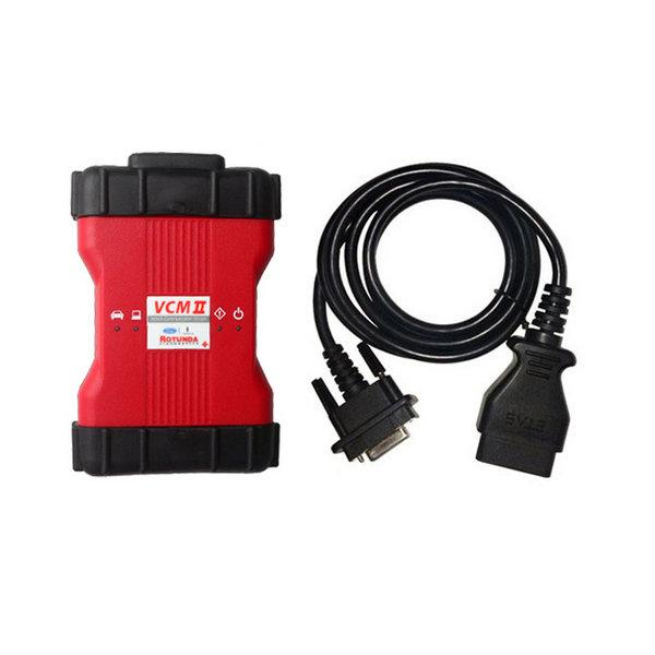 Newest VCM2 VCM II 2 In 1 Diagnostic Tool For Ford IDS V114 And Mazda IDS V114 better than J2534 Mode Interface
