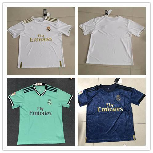 trikots Real madrid 2019 2020 fußballtrikot MODRIC MARIANO ASENSIO VINICIUS JR fußballtrikot BALE RAMOS Camiseta 19 20 ISCO maillot
