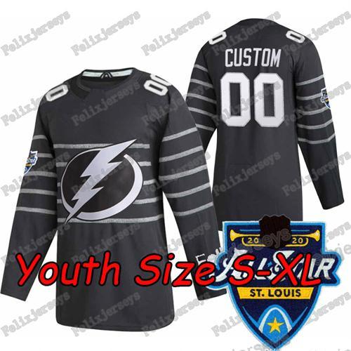 2020 All Star Grau Jugend S-XL