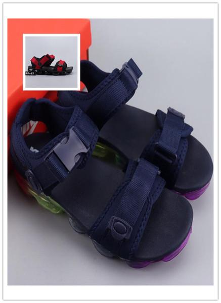 2019 Marque Sandales Chaussures Designer Tongs Pantoufles Chaussures Décontractées Hommes Designer Soyez Véritable Femmes Pantoufles Hip Hop Rue Taille 36-44