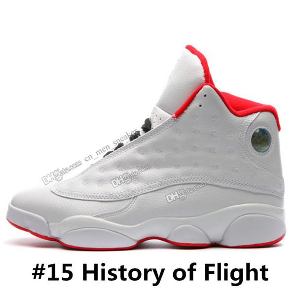 # 15 История полета