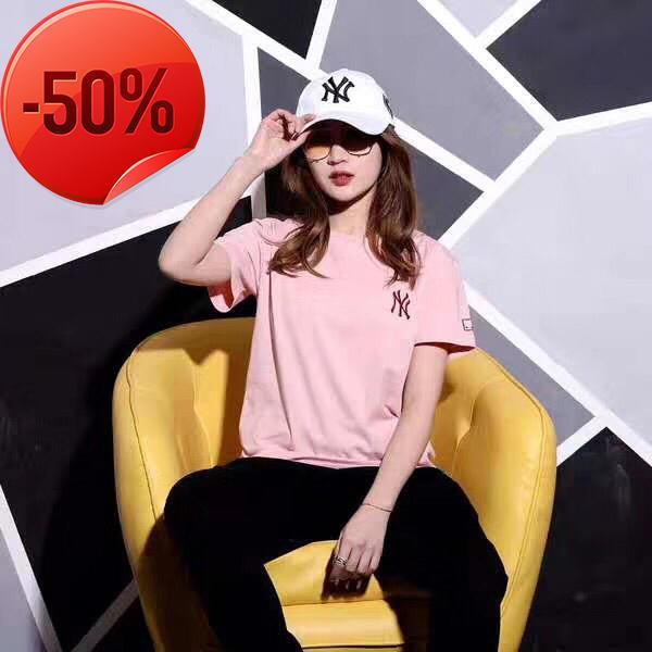Damen T Shirt Mode Druck T Shirt Muster Damen Trainingsanzug Damen Kurzarm Top Damen Tops Streetwear Tide N-Y2