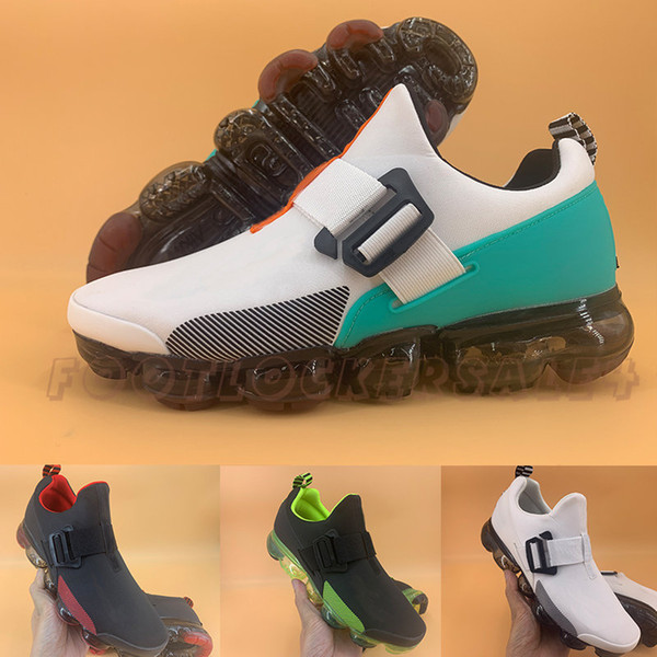 2020 Moc FK 2.0 Laceless FUTURISM Running Shoes For Mens Hot Punch White Green Black Casual Sports Sneakers Male Designer Shoes Us 7-11