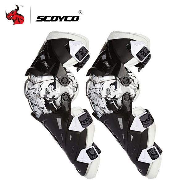 Scoyco Motorcycle Knee Pad Men Protective Gear Knee Gurad Protector Rodiller Equipment Gear Motocross Joelheira Moto