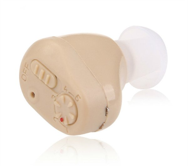 Innovative Medical Equipment Portable Small Mini Rechargeable Adjustable Hearing Aids for The Elderly Young S-219 Drop Shipping