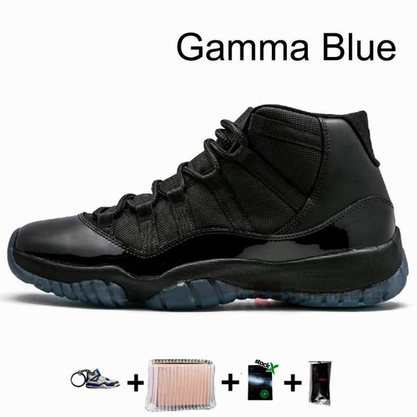 11s-Gamma Blue