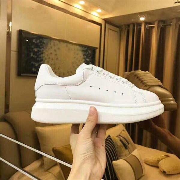 Cheap Designer di lusso Scarpe casual da uomo a buon mercato Miglior alta qualità Mens Womens Fashion Sneakers Partito Platform Shoes Velvet Chaussures Sneakers