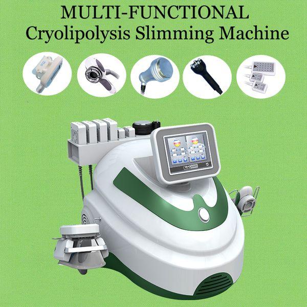 Máquina de congelación de grasa pérdida de peso cryolipolysis home body adelgazar ultrasonido cavitación body slimming machine terapia de vacío