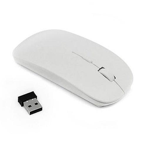Hot Sale 2.4GHz Wireless Mouse Scroll Optical Slim Mice for Windows Macbook Laptop PC