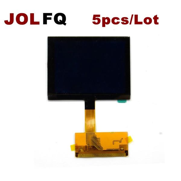 Good feedback 5pcs/lot Free Shipping For AUDI TT LCD Display Screen for audi TT Jaeger A3 A4 Jaeger LCD dash dashboard repair