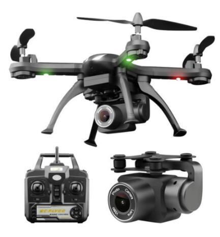 Neue Drohne mit Kamera 720 P 1080 P 4 Karat HD WiFi FPV Echtzeit Luft Video Höhe Halten RC Quadcopter Hubschrauber Spielzeug VS SG106 E58