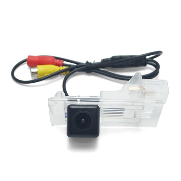 Venda Por Atacado do carro à prova d 'água ccd câmera de visão traseira para renault dacia duster (17-presente) / megane iv câmera de estacionamento de backup invertendo câmera # 4946