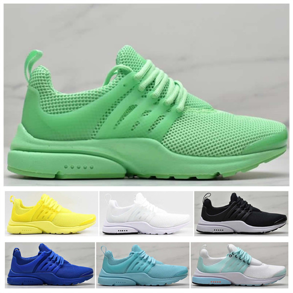 new prestos 5 v running shoes men women 2019 presto ultra br tp qs yellow pink black oreo outdoor sports fashion sneakers 36-46