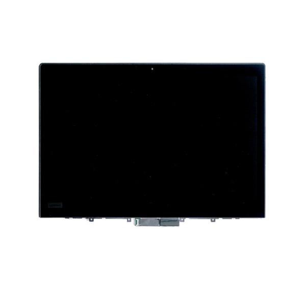 Pantalla LCD de repuesto para el ensamblaje de la pantalla Lenovo Thinkpad L380 Yoy con piezas de reparación de la placa del marco