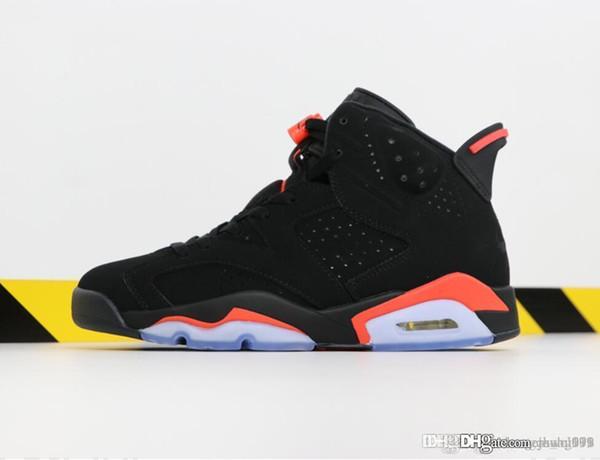 6148 aair ÜRDÜN 6 6s erkekler basketbol ayakkabıları Klasik 6s UNC siyah, mavi, beyaz kızılötesi düşük krom erkekler spor mavi kırmızı oreo alternatif Oreo AIR11