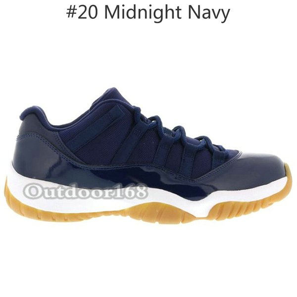 #20 Low Midnight Navy