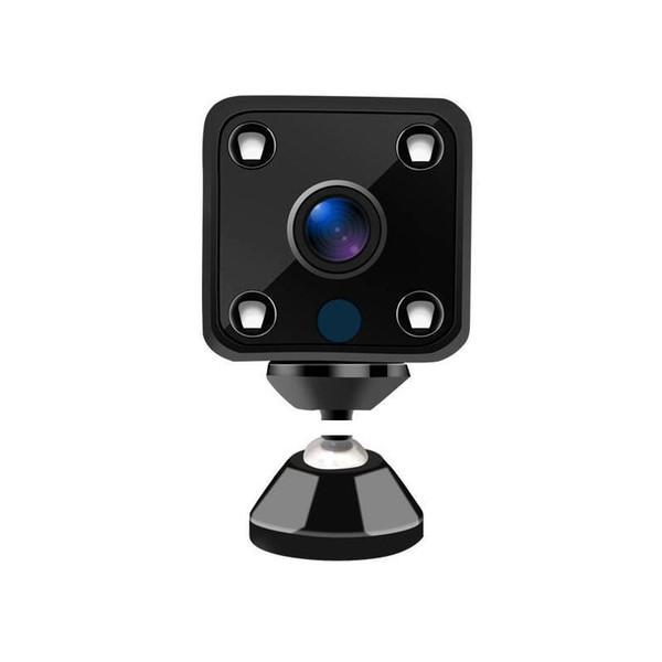 HD 1080P Мини IP-камера домашней безопасности встроенный аккумулятор Беспроводная Smart WiFi камера WI-FI Видеонаблюдение Радионяня без TF-карты