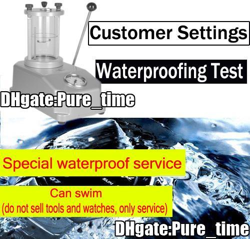 Customized Waterproof Service