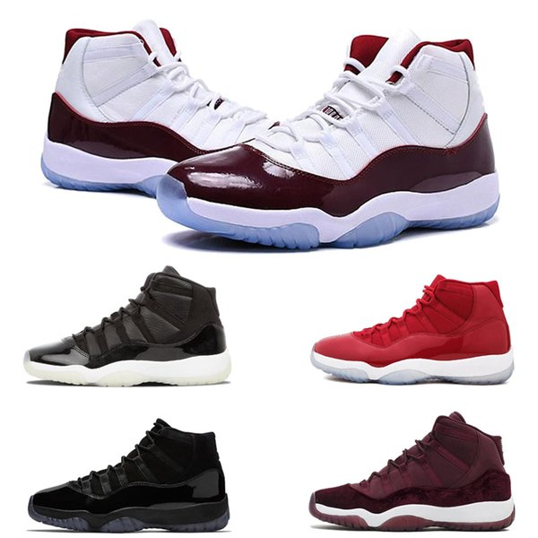 Concord 11 chaussures de basket pour Gym Red Chicago Midnight Navy 11s Platinum Tint 45 baskets 23 chaussures de sport chaussures pour hommes 36-47