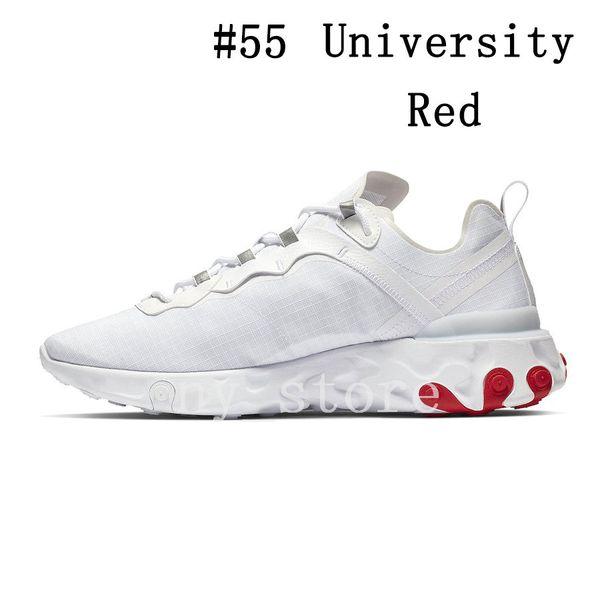 # 55 University Red