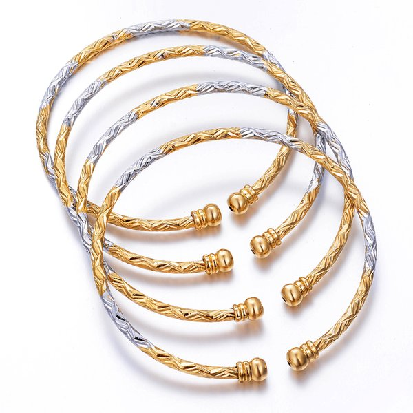 NEW beautiful Fashion Children hot silver Women cuff bangle Bracelet B95