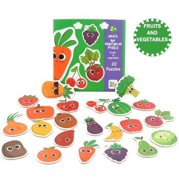 색상 : 과일 및 야채