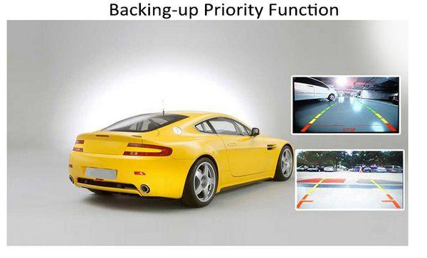 Universal12 V 4.1 Polegada One Din TFT HD Digital Car MP5 Player de Alta Definição de reprodução de vídeo Rádio FM com USB SD AUX Interfaces Frete Grátis