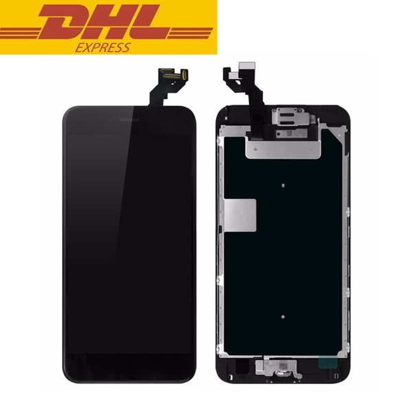 Hot Sale For Iphone 6s plus LCD Display Touch Screen Digitizer With Front Camera Home Button Assembly Full Screen Set 5.5inch Replacement
