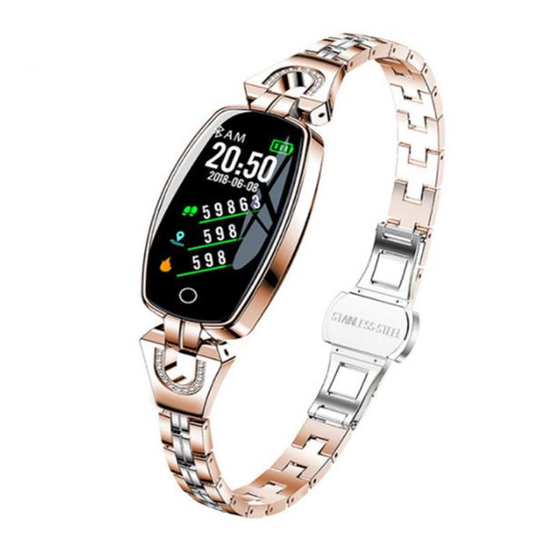 H8 Smart Watch Golden