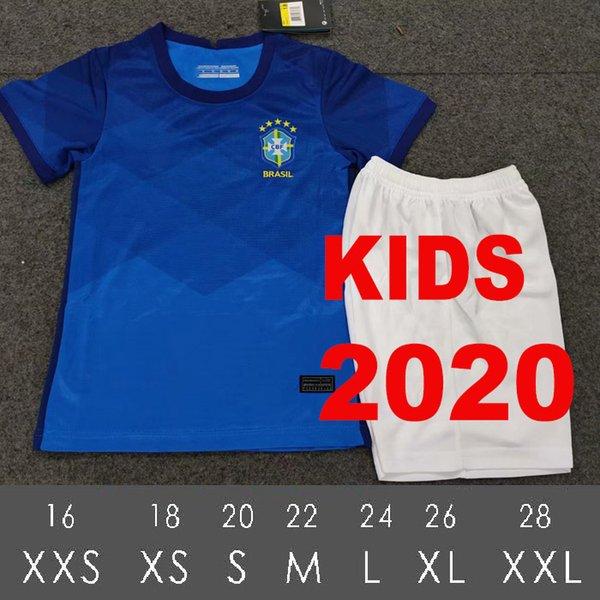 Crianças 2020 afastado