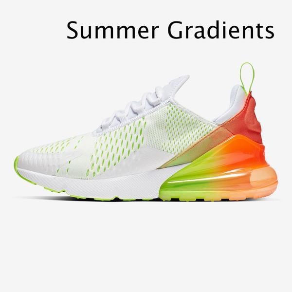 Sommer Farbverläufe