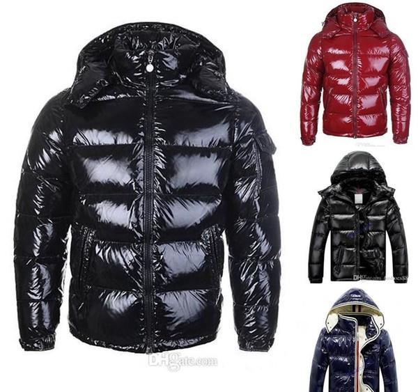 Nouveau 2019 HOT Hommes Femmes Veste Casual Down Manteaux Hommes Outdoor chaud plumes Homme Manteau d'hiver outwear Vestes Parkas