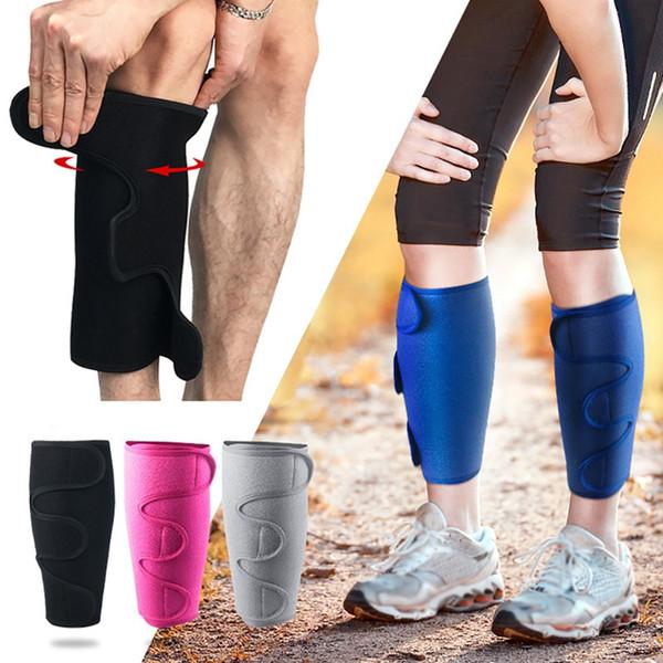 Поддержка 1шт Leg втулки крышки резиновая ножка Сплошной цвет Регулируемый Компрессионные Чулки Спорт на открытом воздухе Аксессуары