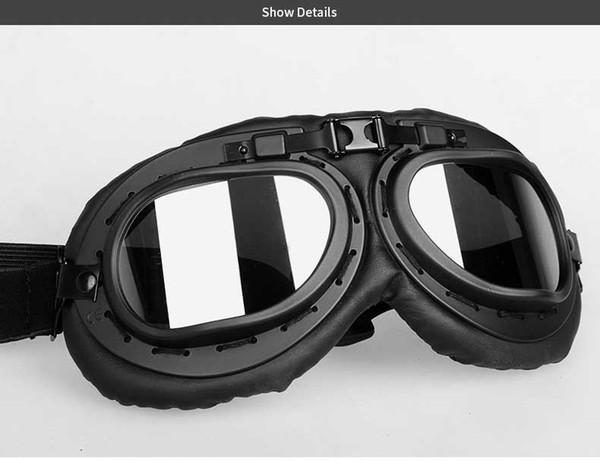Óculos de proteção da motocicleta esporte corrida off road motocross óculos óculos desgaste do olho