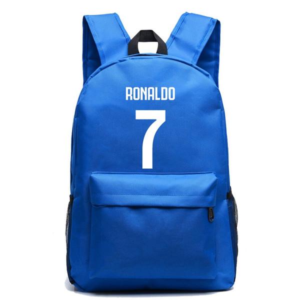 outlet 91fd0 89892 Acquista Cristiano Ronaldo Borsa Zaino Piede Zaino Palla Zaini Borsa Da  Scuola Adolescenti Borsa Da Viaggio Laptop A $24.88 Dal Lulilulibear | ...